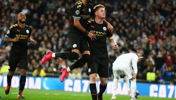 Real Madrid perdió de local 2-1 ante Manchester City por octavos de final de la Champions League. (Foto: Reuters)