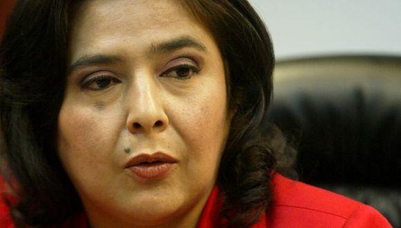 Ministra Jara ya no está sola. (Alberto Orbergoso)