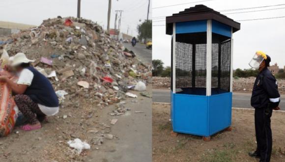 Trujillo: Municipio tuvo que recoger 2500 toneladas de desechos sólidos arrojados por irresponsables (Foto: MPT)