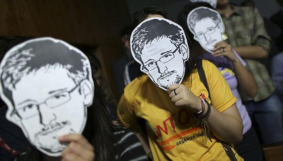Brasil negó que Edward Snowden haya solicitado asilo político en el país. (Reuters)