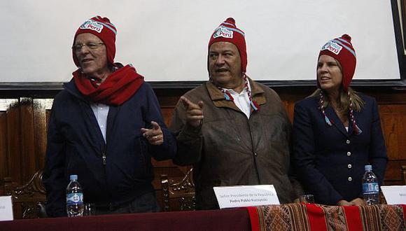 Ministros atenderán emergencias por heladas en regiones de centro y sur. (Fabiola Valle)