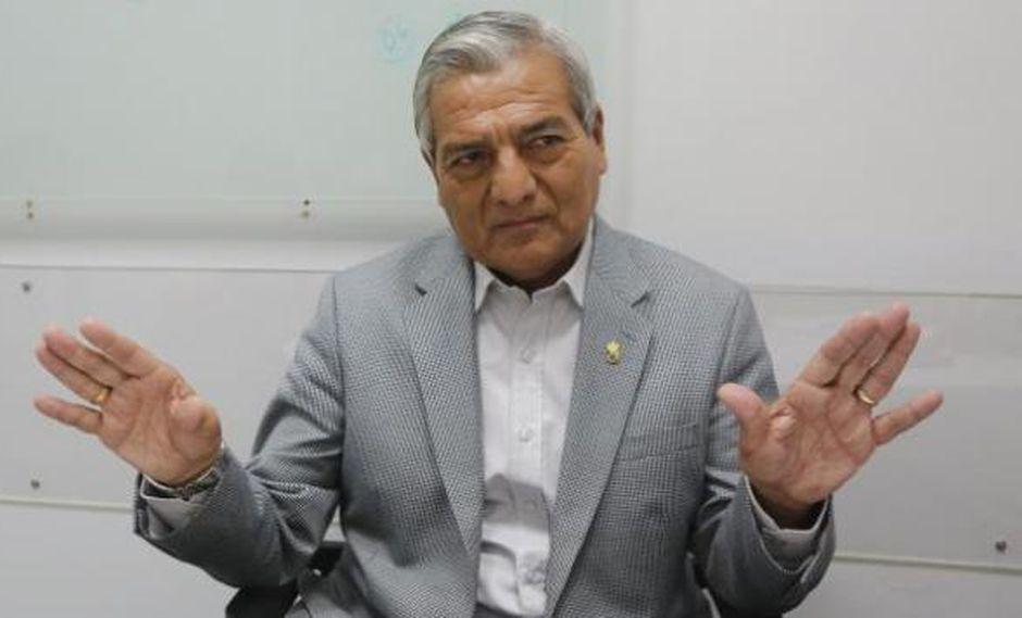 Elidio Espinoza será juzgado por cuarta vez. (Perú21)