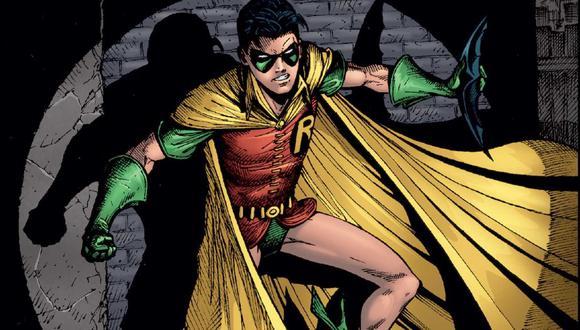 El encargado de darle vida a 'Dick Grayson' – nombre real del personaje – será el actor Brenton Thwaites. (DC Comics)