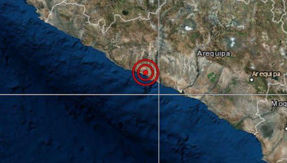No hay reporte de daños tras el sismo. (Foto: IGP)<br>
