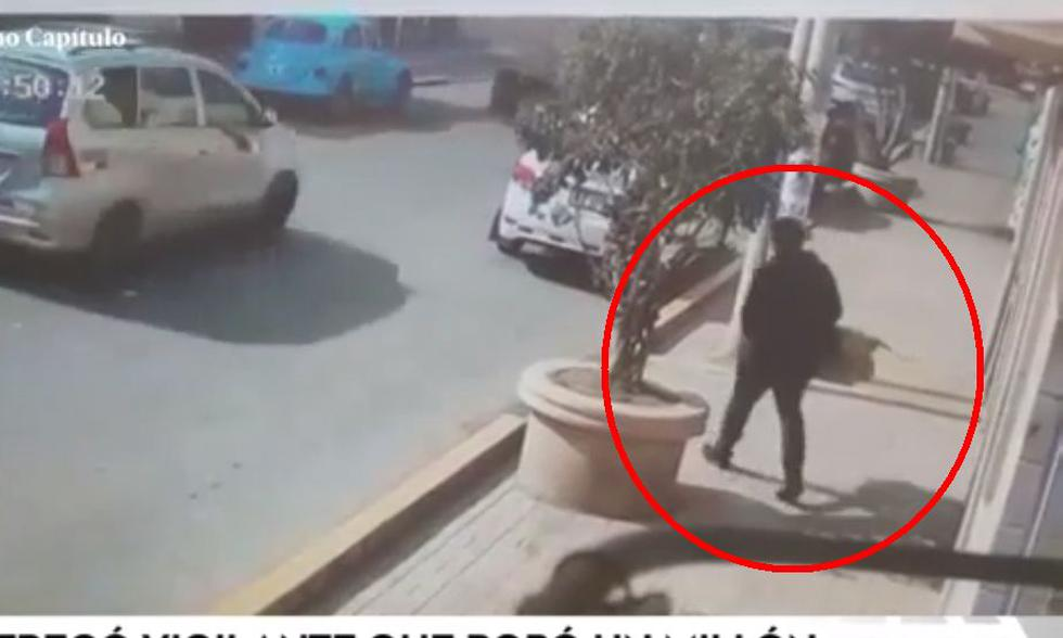 Cusco: Vigilante roba más de S/ 1 millón de cooperativa. (AméricaTV)