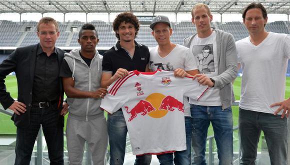 (Red Bull Salzburg)