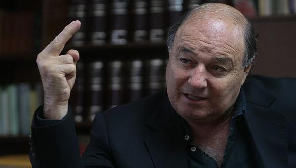 Castro criticó el liderazgo de Kuczysnki. (David Vexelman)