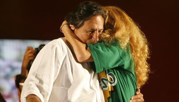 El expresidente Alejandro Toledo se va quedando solo. En su partido le exigen que brinde explicaciones. (César Fajardo)