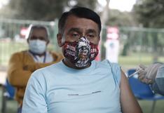 Más de siete millones 984 mil peruanos ya fueron inmunizados contra el coronavirus