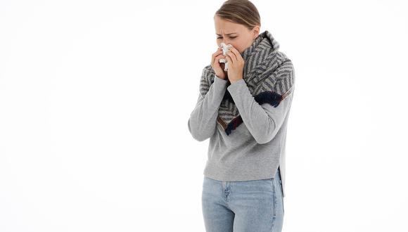 Las enfermedades respiratorias se incrementan durante el invierno. (Foto: Pixabay)